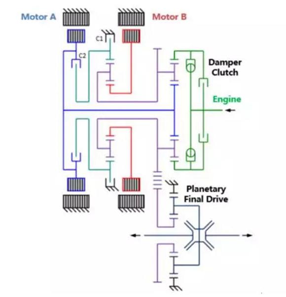 电路 电路图 电子 原理图 580_604