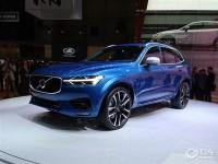 沃尔沃加速全球复兴 日内瓦车展发布全新XC60