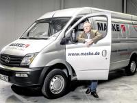 """""""中国制造""""的新能源车走向现代汽车工业的发祥地——德国"""