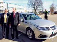 """瑞典首相勒文乘坐的""""国能""""纯电动汽车到底是什么来头?"""