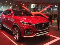MG X-motion Concept于北京车展全球首秀  今年将量产