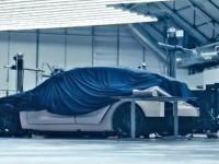 2020年生产 曝特斯拉Model Y更多细节