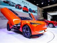 WEY品牌首发车型VV5终结版、P8 GT与多款杰作共同亮相广州车展