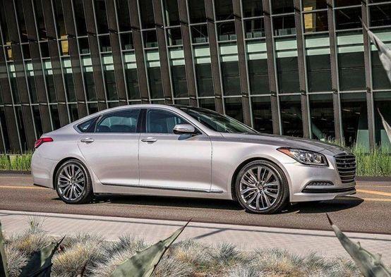捷恩斯G70获Motor Trend年度车,韩系豪华直逼雷克萨斯?丨聚侃