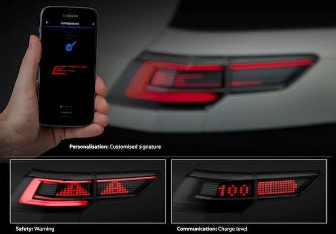 大众车灯的三个神秘功能,你都能get到吗?|聚技